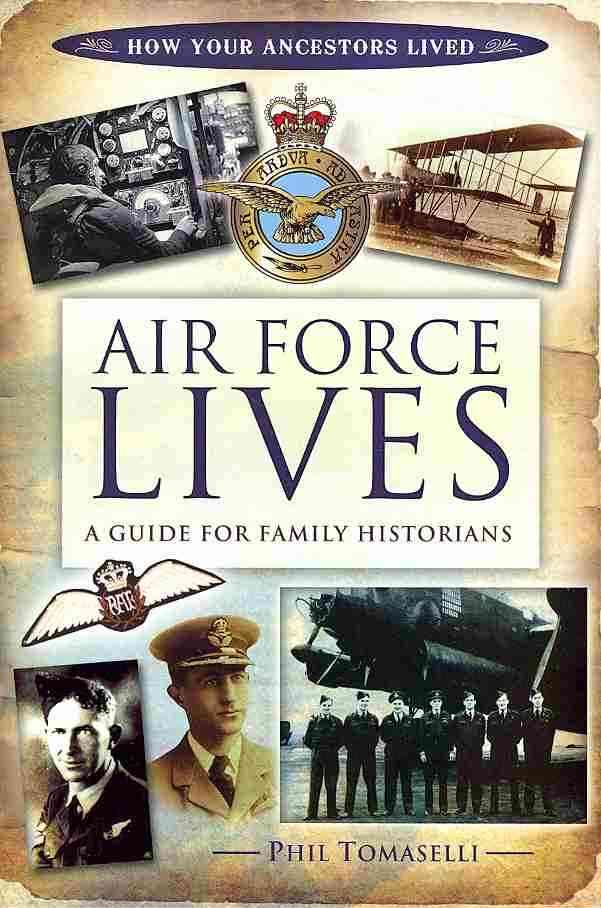 Air Force Lives By Tomaselli, Phil